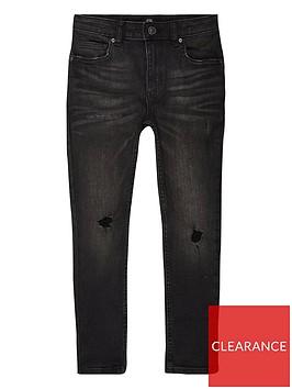 river-island-boys-sid-washed-skinny-jeans-black