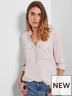 mint-velvet-utility-zip-front-shirt-neutralnbsp