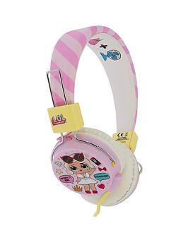 lol-surprise-lol-surprise-glam-folding-wired-kids-headphones