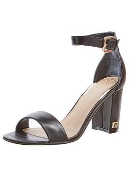 guess-melisa-g-monogram-two-part-high-heel-sandals-black