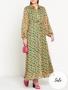 fabienne-chapot-frieda-printed-maxi-dress-green