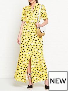 fabienne-chapot-mia-sunflower-print-maxi-dress-yellow