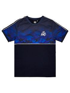 kings-will-dream-boys-mector-short-sleeve-t-shirt-navy