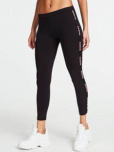 guess-logo-tape-leggings-black