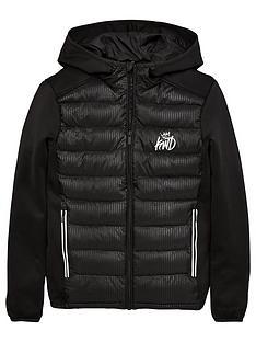 kings-will-dream-boys-fulton-hybrid-jacket-blackgrey