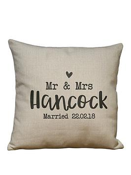 personalised-wedding-cushion