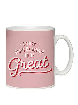 personalised-be-great-mug