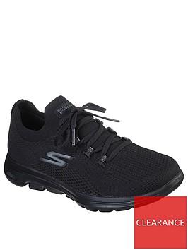 skechers-gowalk-5-uprise-trainer-black
