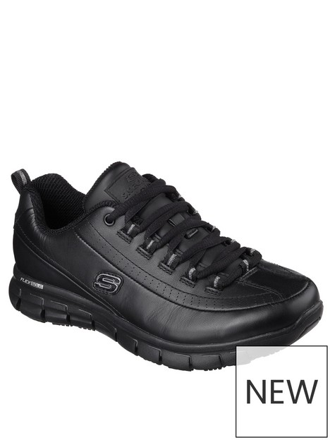 skechers-sure-track-trickel-safety-slip-resistant-trainer-black