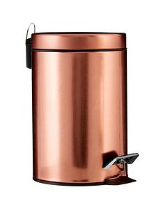 premier-housewares-copper-pedal-bin