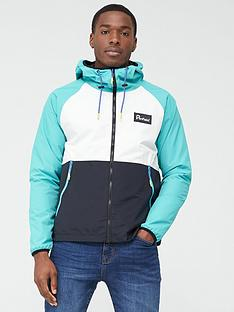 penfield-echora-hooded-jacket-teal
