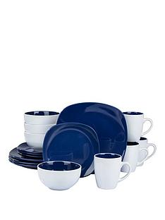 waterside-blue-nova-square-16-piece-dinner-set