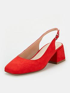 v-by-very-derby-square-toe-slingback-court-red