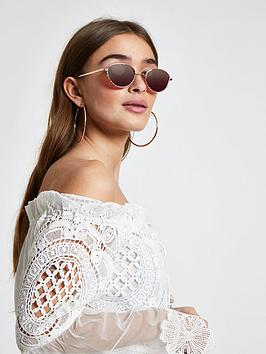river-island-river-island-small-round-sunglasses-pink