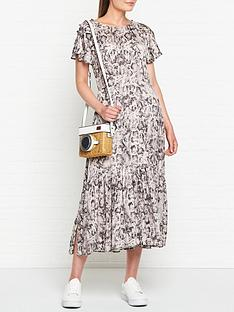 lily-lionel-rae-natural-snake-print-dress-grey