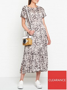 lily-lionel-rae-natural-snake-print-dress-grey