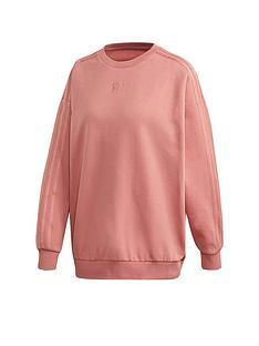adidas-originals-new-neutral-oversized-crew-sweatshirt-pinknbsp