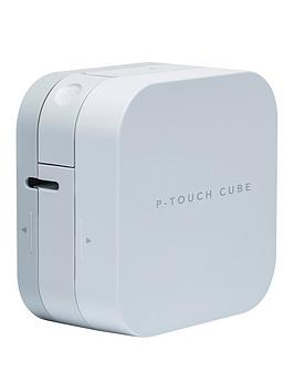 brother-pt-p300bt-p-touch-cube-label-printer-bluetooth