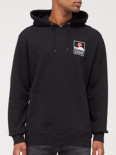 edwin-sunset-mount-fuji-logo-overhead-hoodienbsp--black