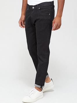 edwin-ed-85nbspayano-black-rinse-skinny-tapered-fit-jeans--nbspblack