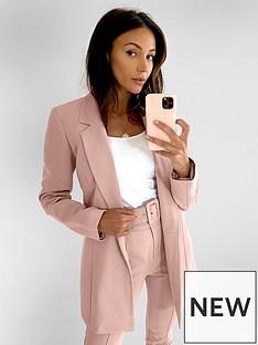 michelle-keegan-edge-to-edge-tailored-blazer