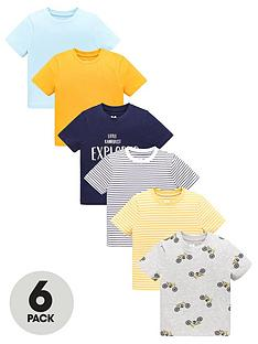 v-by-very-boys-6-pack-explorer-tees-multi