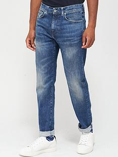 edwin-ed-80nbspcomfort-stretch-yuki-slim-tapered-fit-jeans-bluenbsp