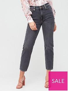 river-island-straight-leg-jeans-black