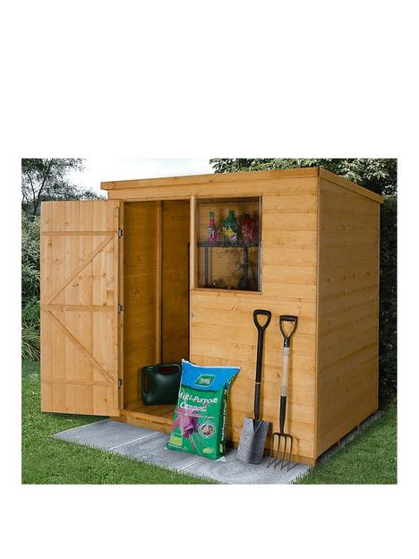 forest-6x4-premium-shiplap-pent-shed-with-optional-installation