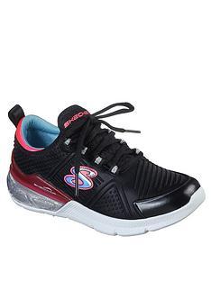skechers-girls-skech-air-sparkle-trainers-black