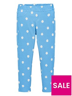 v-by-very-girls-daisy-jersey-jeggings-blue
