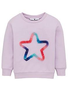v-by-very-girls-star-ruffle-sweat-shirt-lilac