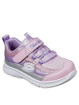 skechers-toddler-girls-comfy-flex-20-trainers-light-pink