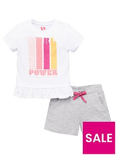 v-by-very-girls-girl-power-peplum-tee-and-shorts-set-multi