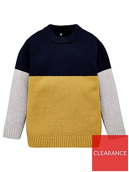 v-by-very-boys-colour-block-jumper-multi