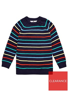 v-by-very-boys-coloured-stripe-jumper-navy
