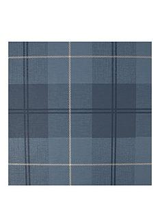 superfresco-easy-heritage-tweed-navy-wallpaper
