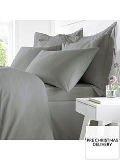 bianca-cottonsoft-bianca-100-egyptian-cotton-king-size-fitted-sheet-ndash-charcoal