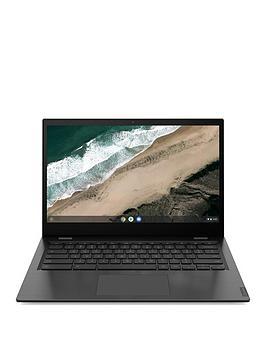 Lenovo Chromebook S300 S345-14Ast Amd A4 9120C 4Gb Ram 32Gb Emmc Ssd 14In Full Hd Laptop -Mineral Grey