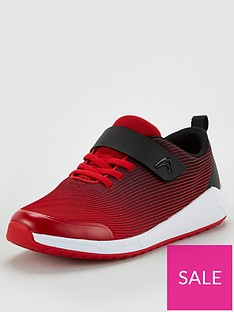clarks-childrensnbspaeon-pace-trainers-red