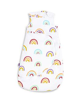 snuz-snuzpouch-sleeping-bag-1-tog-rainbow-6-18-months