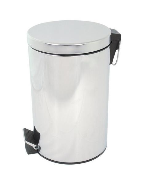 aqualona-stainless-steel-pedestal-bathroom-bin