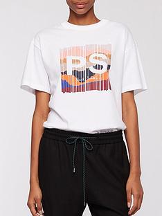 ps-paul-smith-shredded-logo-t-shirt-white