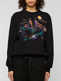 ps-paul-smith-mountain-print-sweatshirt-black