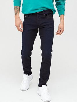 diesel-sleenker-x-skinny-fit-jeans-navy