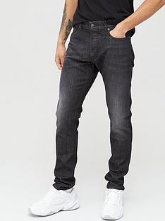 diesel-d-luster-slim-fitnbspjeans-washed-black