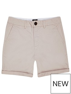 river-island-boys-chino-shorts-stone