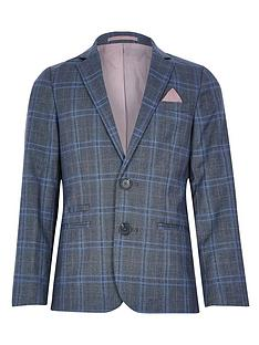 river-island-boys-check-blazer-jacket-blue