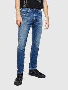 diesel-thommer-slim-skinny-fit-jeans-vintage-wash