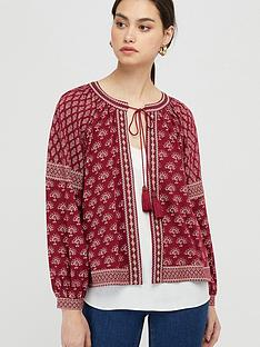 monsoon-heshna-print-cover-up-berry